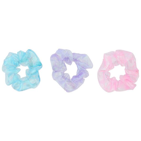 Kinder Haargummi-Set - Shiny Scrunchie