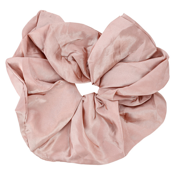 Haargummi - Pink Satin
