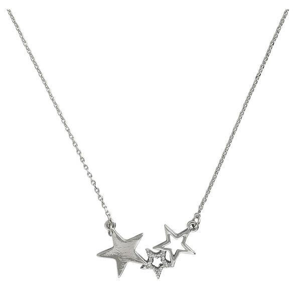 Kette - Silver Stars