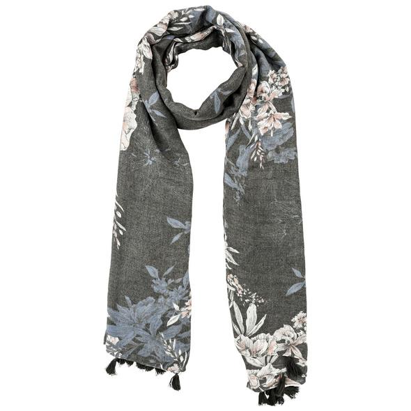 Schal - Flower Pattern
