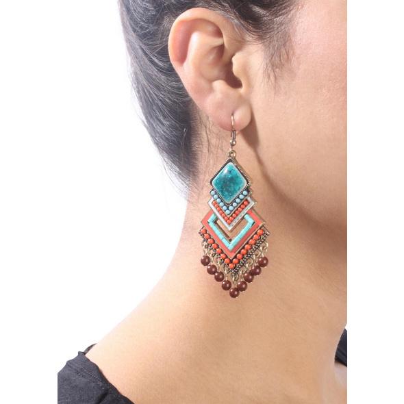 Ohrhänger - Perlenvielfalt