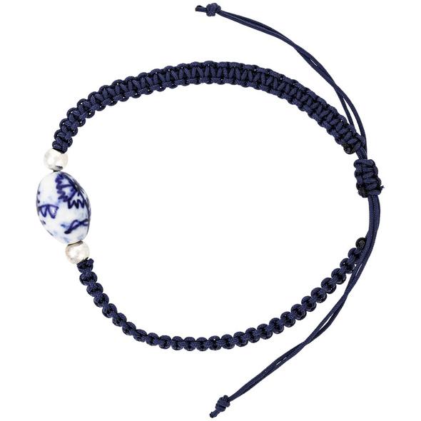 Armband - Floral Ceramic