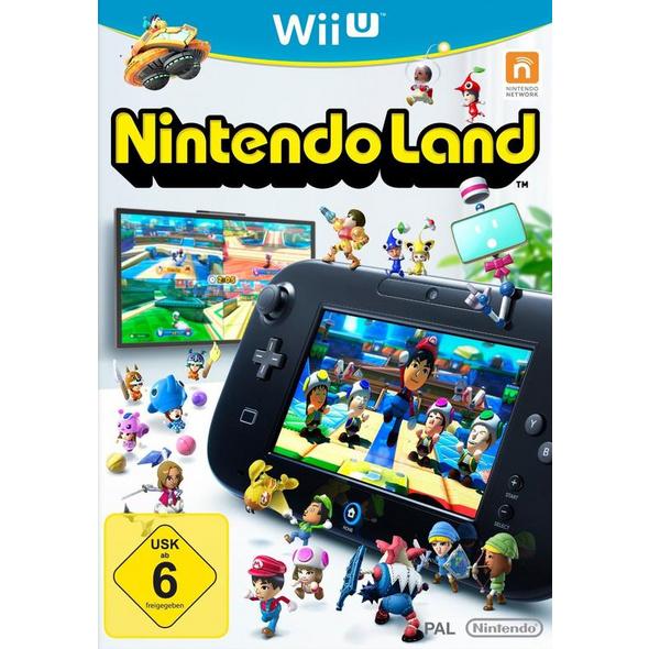 Nintendo Nintendo Land