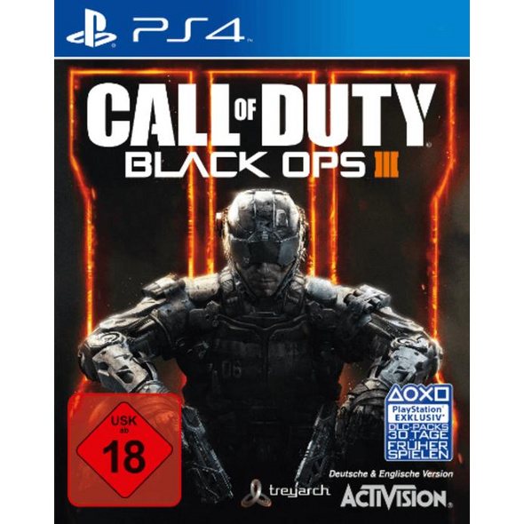 Activision Call of Duty Black Ops III