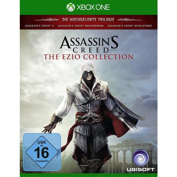 Ubisoft Assassins Creed - Ezio Collection