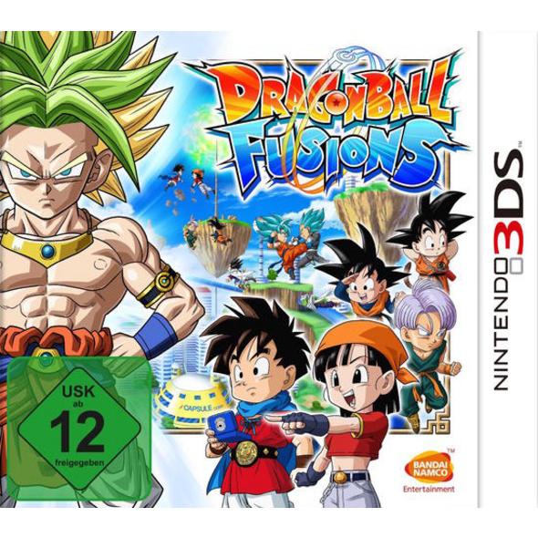 Dragon Ball Fusions