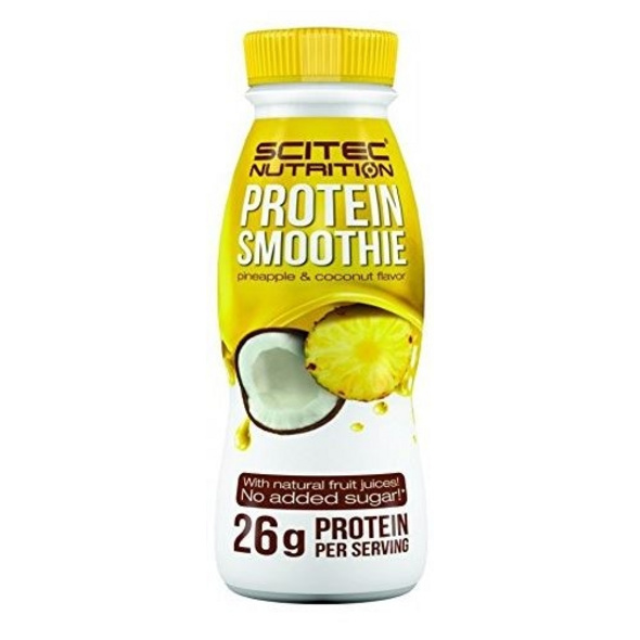 Scitec Nutrition Protein Smoothie RTD 330ml-Ananas-Kokos