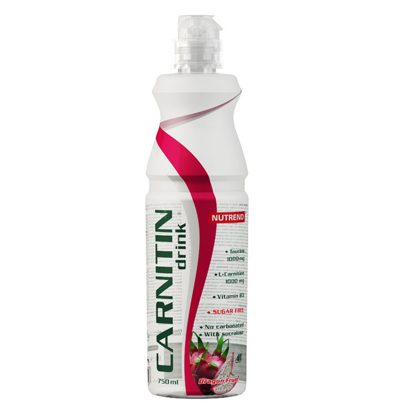 Nutrend Carnitin Activity Drink 750 ml-Pineapple