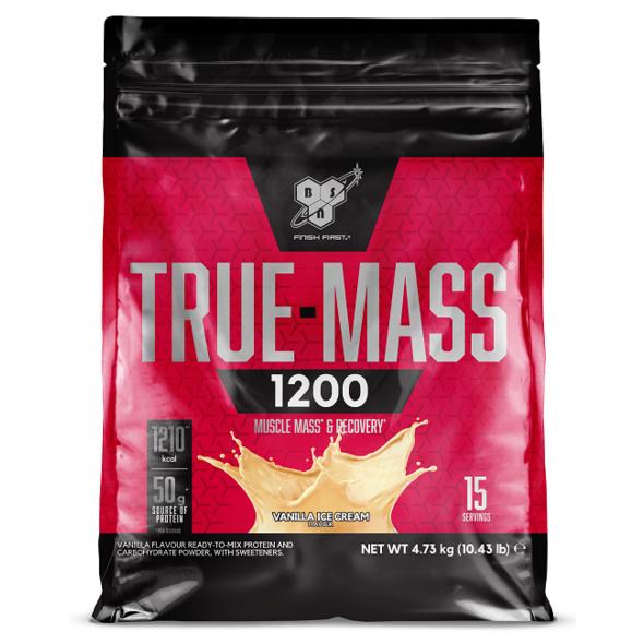 BSN True Mass 1200 - 4730g-Strawberry