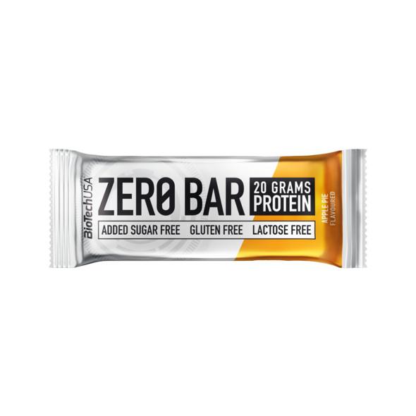 BioTechUSA Zero Bar 50g-Schokolade Marzipan
