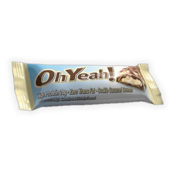 Oh Yeah Original Bar 85g-Peanut Butter Crunch