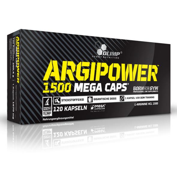 Olimp ArgiPower 120 Kapseln