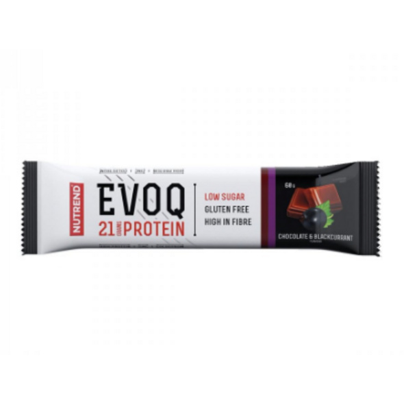 Nutrend EVOQ Protein Bar 60g-Chocolate Mint