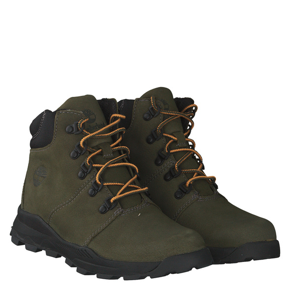 Timberland Brooklyn Hiker Stiefel grün Jungen