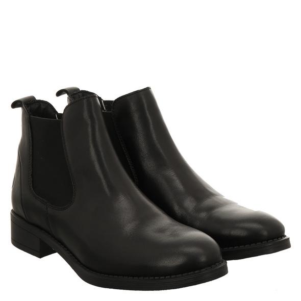 Schuhengel Stiefel Warm schwarz Damen
