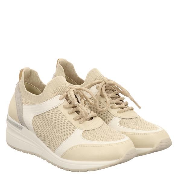 La Strada Sneaker beige Damen