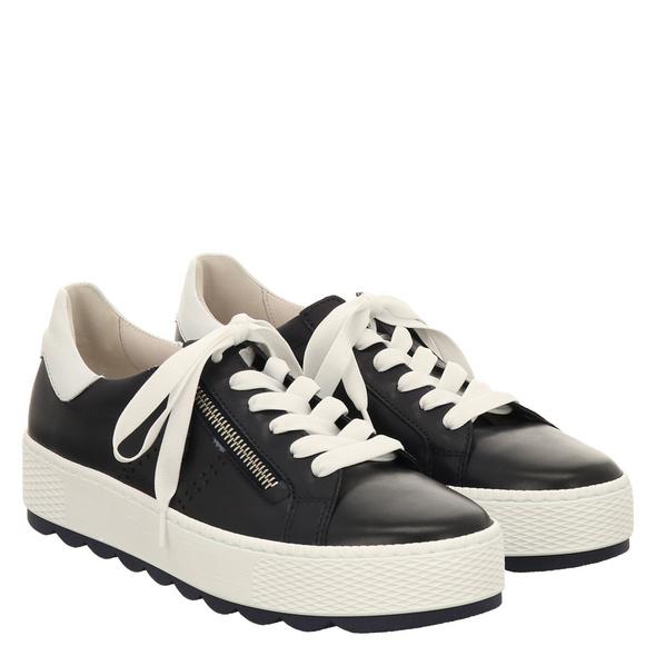 Gabor Sneaker blau Damen