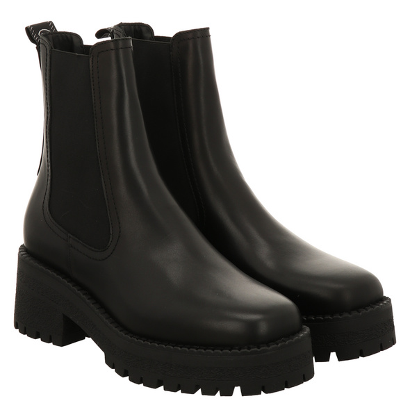 Tamairs Stiefel Kurz schwarz Damen