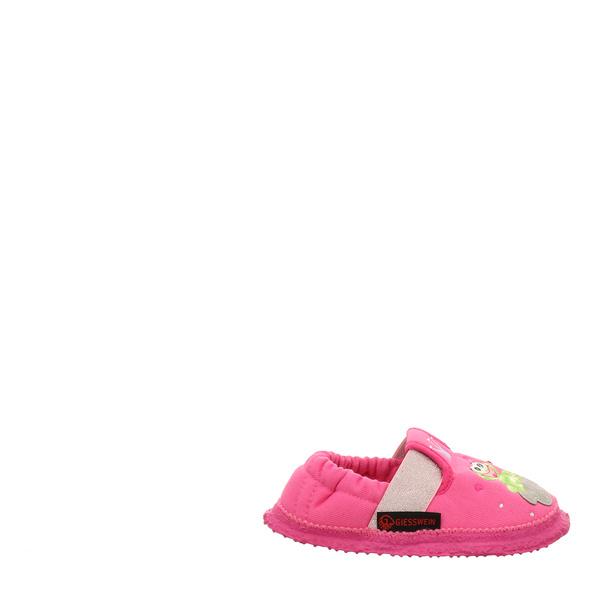 Giesswein Arnbruck Hausschuhe pink Mädchen