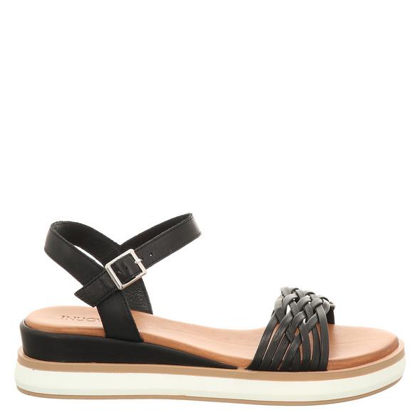 Inuovo Sandaletten schwarz Damen