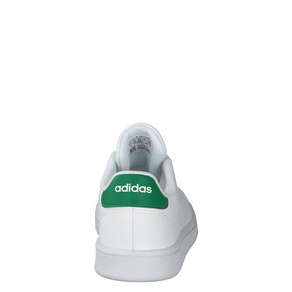 Adidas Advantage K Halbschuhe weiß Jungen
