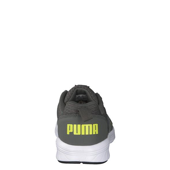 Puma Nrgy Comet Jr Halbschuhe grau Jungen