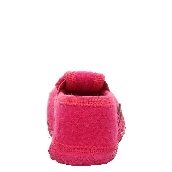 Giesswein Tröbitz Hausschuhe pink Mädchen