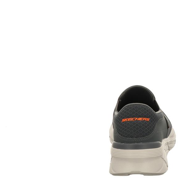 Skechers Equalizer 4.0 Slipper - Sportiv grau Herren