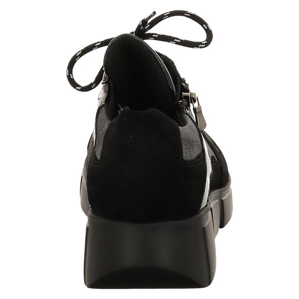 Waldläufer H- Lou Sneaker schwarz Damen