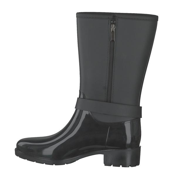 Lieblingspaar (gr. 40) Regenstiefel Damen schwarz Damen