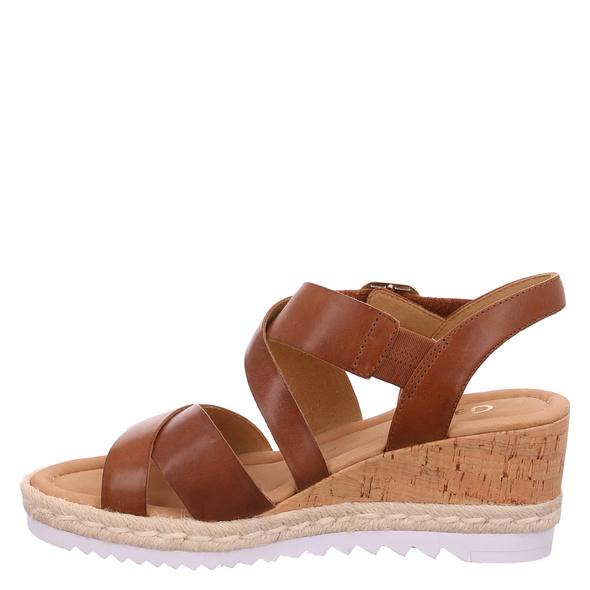 Gabor Lady (gr. 6) Sandaletten braun Damen