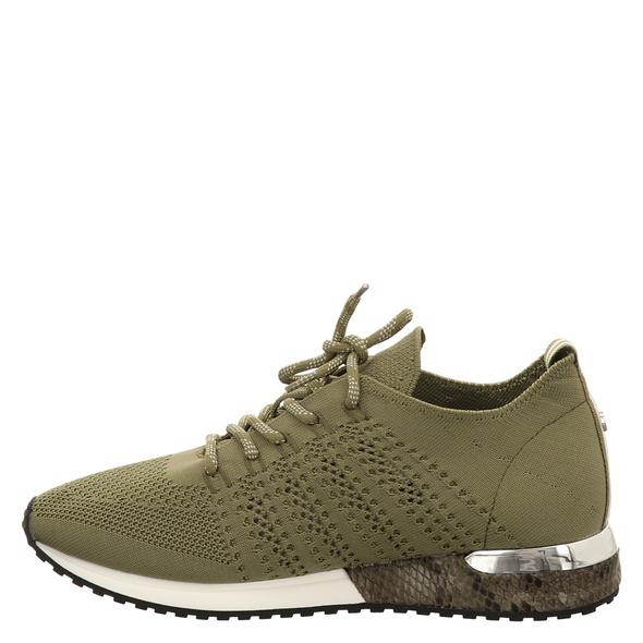 La Strada Sneaker grün Damen