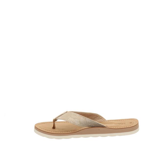 S.oliver Schuhe Pantoletten beige Damen