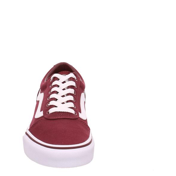 Vans Ward Sneaker bordeaux Damen