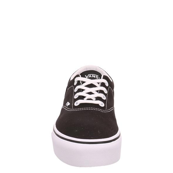 Vans Doheny Platform Sneaker schwarz Damen