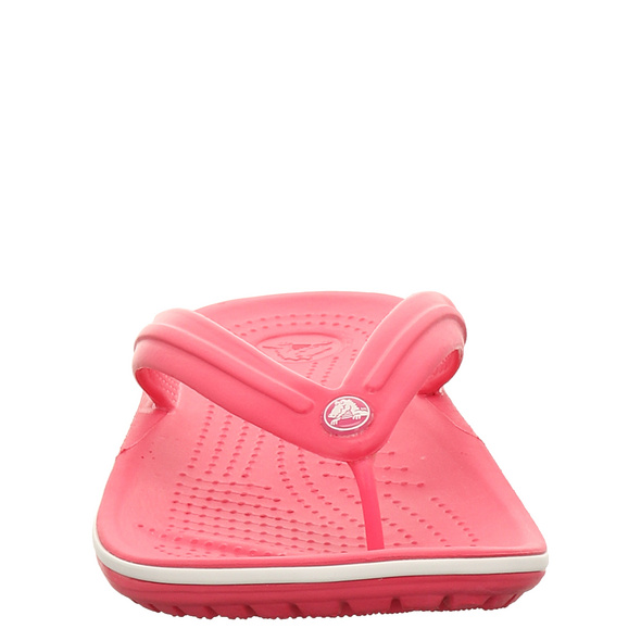 Crocs Crocband Flip Pantoletten pink Damen