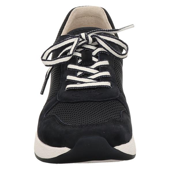 Gabor Rolling Soft Sneaker blau Damen