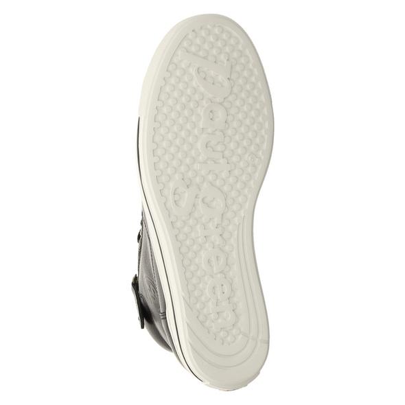 Paul Green 0067-4024-029/hightop-pauls Sneaker schwarz Damen