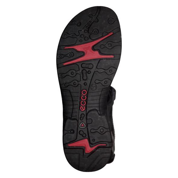 Ecco Offroad Sandaletten schwarz Damen