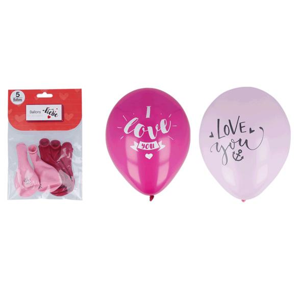 5er Latexballons