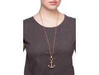 Kette - Gold Anchor