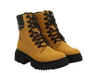 Dockers Stiefel Kurz gelb Damen
