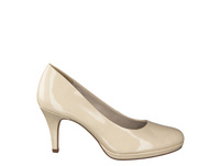 Tamaris Beige (gr. 36) Pumps creme Damen