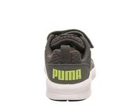 Puma Nrgy Comet Halbschuhe grau Jungen