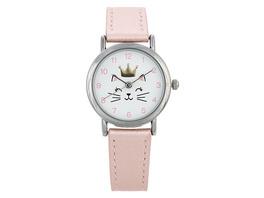 Uhr - Crowned Cat