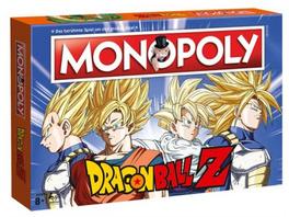 Dragon Ball Z - Monopoly