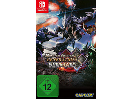 Nintendo Monster Hunter Generations Ultimate