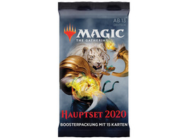 Magic the Gathering Hauptset 2020 Booster-Pack
