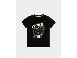 Dungeons & Dragons - T-Shirt - Critical Hit Größe - M