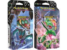 Pokémon Sammelkartenspiel: V-Kampfdeck Oktober 2021 (zufällige Auswahl)